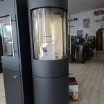 IGEL-Kaminofen--iO-8-L--stahl-schwarz--7,5-KW--Sonder-Abholpreis--1.990,00-€---UVP--2.990,00-€